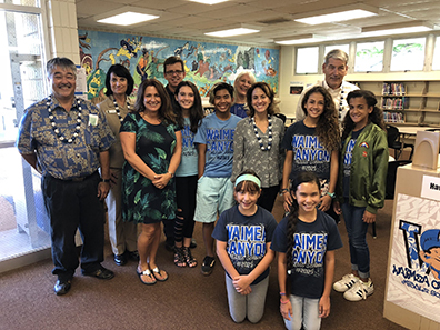 Waimea Middle office