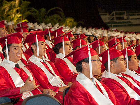 Hawaii Doe Department Announces 2014 Graduation Dates
