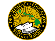Photo of HIDOE Logo.